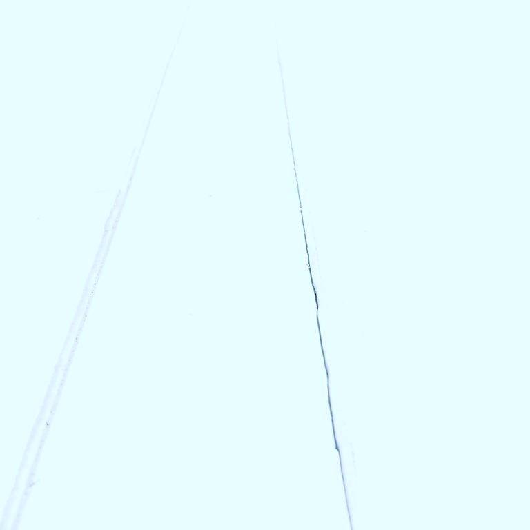 道標の写真