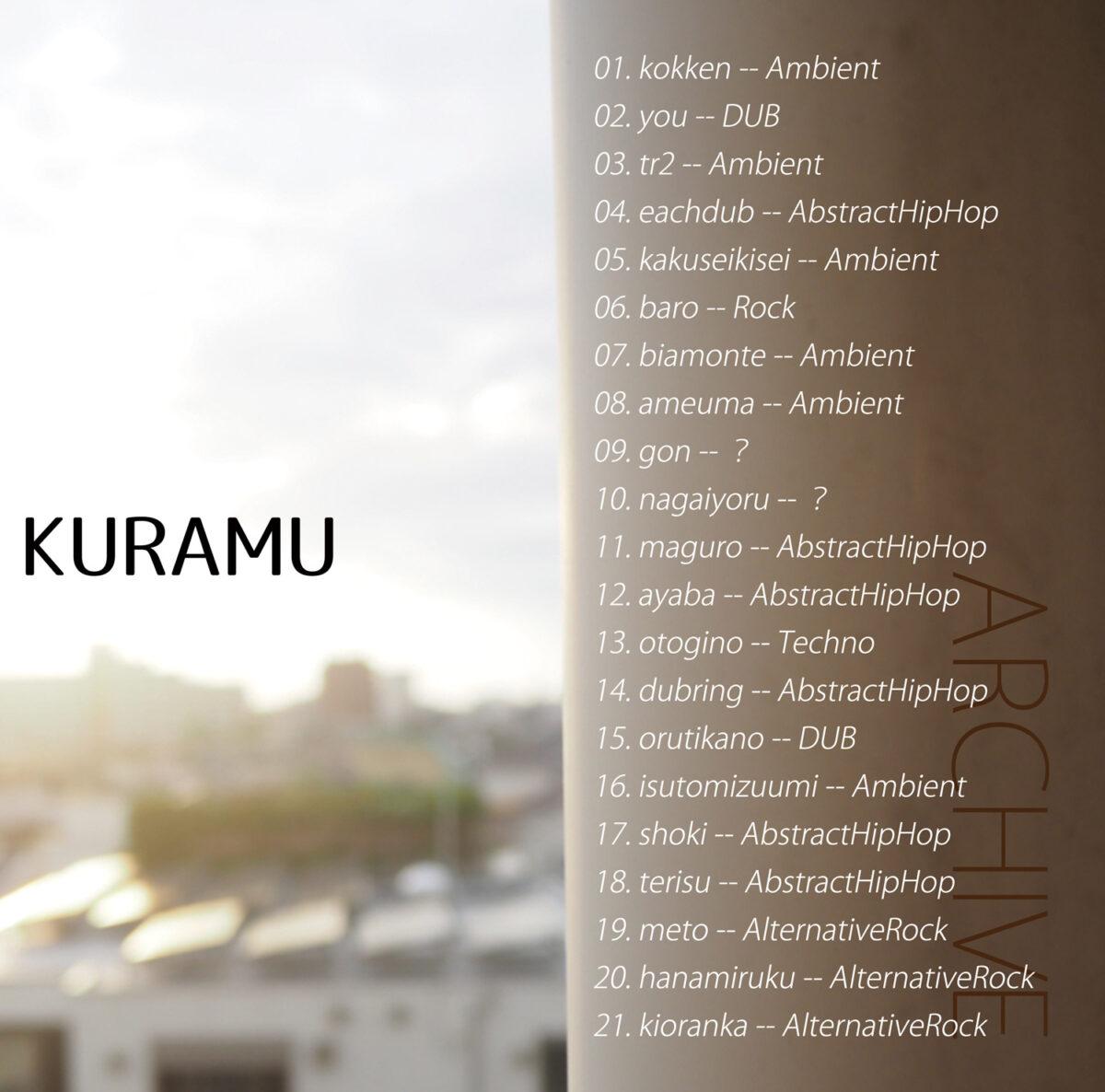 kuramu 1st